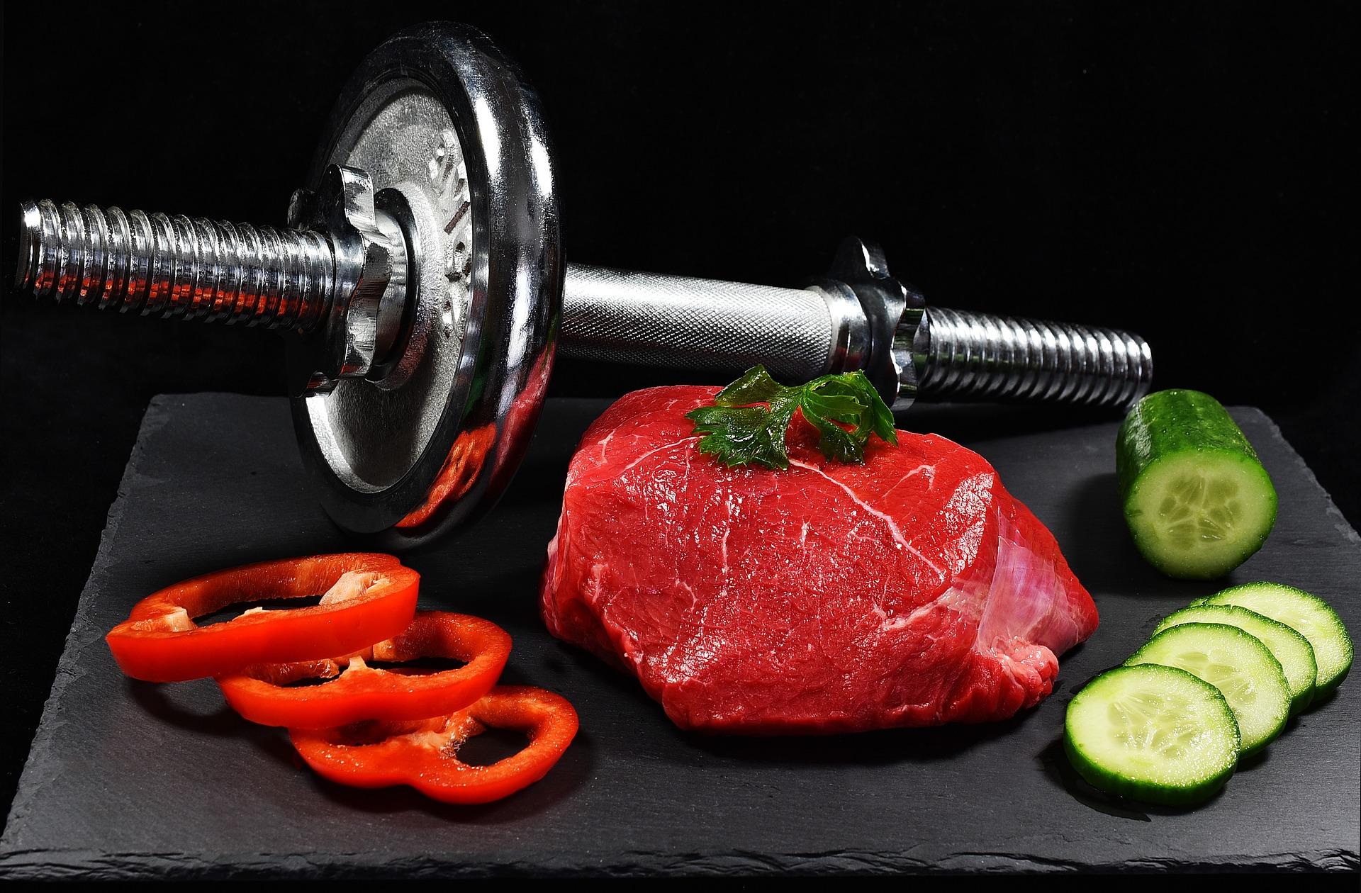 Fitness kostplan